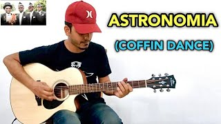 Download song Astronomia (Coffin Dance Meme Song) Guitar Cover by Fuxino   Tony igy   instrumental