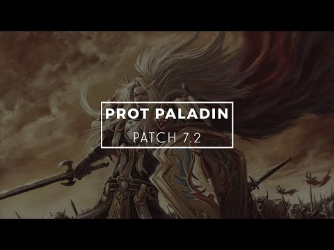WoW :: Protection Paladin Guide & Rotation (Legion Patch 7.2)