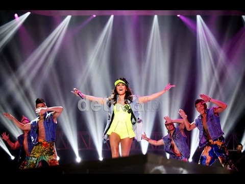 Agnes Monica - Muda ( Le o Le o) at indosiar