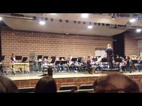 Music in the Parks 2017 - 7th Grade Band (pt2) - Branchburg Central Middle School (BCMS)