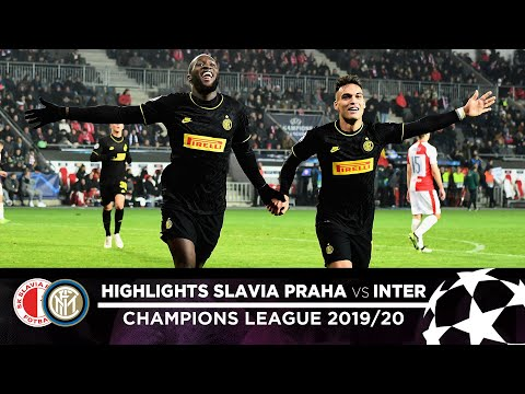 Slavia Praha 1-3 Inter | Highlights | Matchday 05 – Uefa Champions League 2019/20