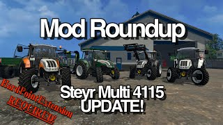 "[""Farming Simulator 15"", ""Farming Simulator 2015"", ""FS15"", ""FS2015"", ""FS 2015"", ""FS 15"", ""FarmingSimulator"", ""Farming Sim"", ""Mod"", ""Mod Review"", ""Mod Showcase"", ""Mod Test"", ""Mod Spotlight"", ""Mod Roundup"", ""Mach1-Andy"", ""Mach1 Andy"", ""Steyr"", ""Multi"", ""411"