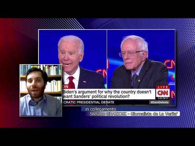 Speciale presidenziali Usa 2020 (ottava puntata): il ritiro di Sanders. La sfida tra Trump e Biden.
