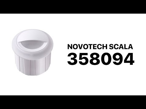 Novotech Scala 358094 / Встраиваемый светильник для лестницы