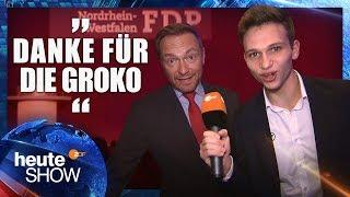 Nach dem Jamaika-Aus: Fabian Köster auf dem FDP-Parteitag