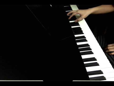 Alone With Numbers - Piano