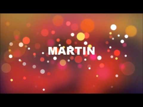 grattis martin GRATTIS PÅ FÖDELSEDAGEN MARTIN   YouTube grattis martin
