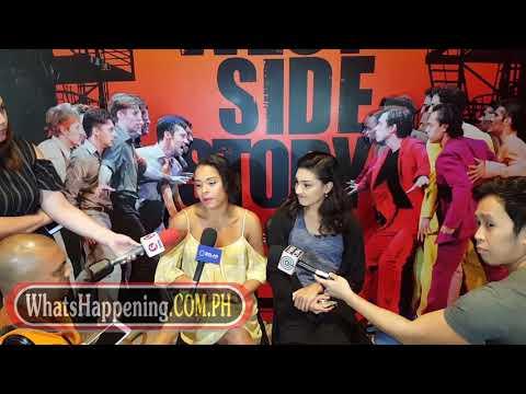 West Side Story in Manila Presscon