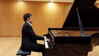 Mozart - Piano Sonata no.13 in Bb Major K333, II: Andante cantabile | Or Yissachar