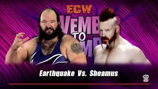 PC世界摔角娛樂WWE 2K16 - 地震哥【Earthquake】Vs. 席莫斯[ECW十一月記得][普通規則賽][18/12/'16]