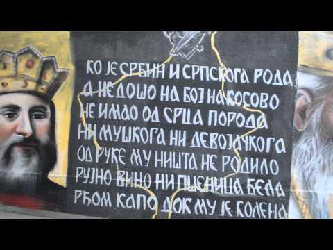 Trying to Read Serbian Cyrillic.. I failed