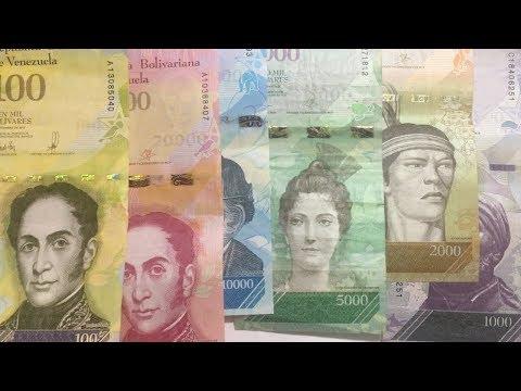 ESCASEZ de EFECTIVO en VENEZUELA, ¿existe solución?