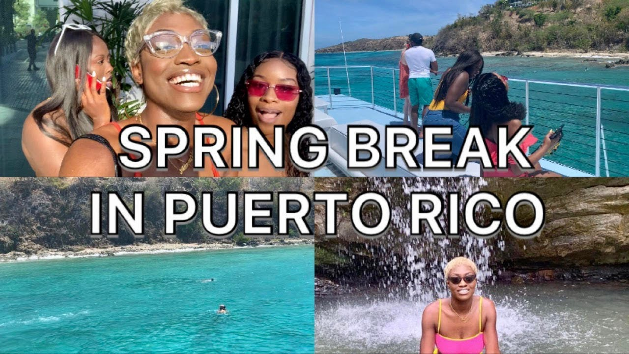 Spring Break 2019!!! || Puerto Rico Vlog
