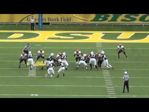 Football: UJ vs. Mayville State @ Fargodome