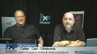 A Frustratingly Dishonest Theist Caller