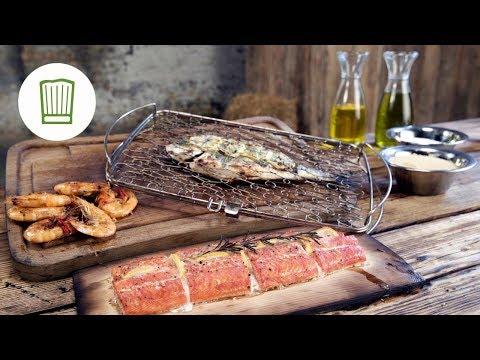 Fisch grillen, aber richtig!