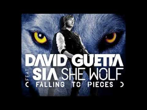 David Guetta ft. Sia - She Wolf (Falling To Pieces) (Download)