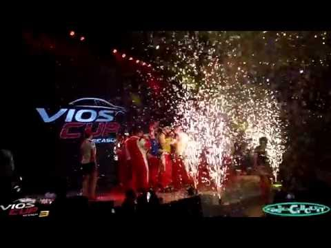 Indoor Sparks @ Toyota Vios Cup 3 Rd2 Celebrity Edition by Funk Circuit