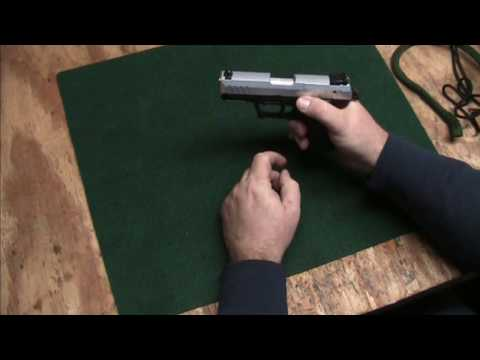 Review and Cleaning of the Ruger SR22