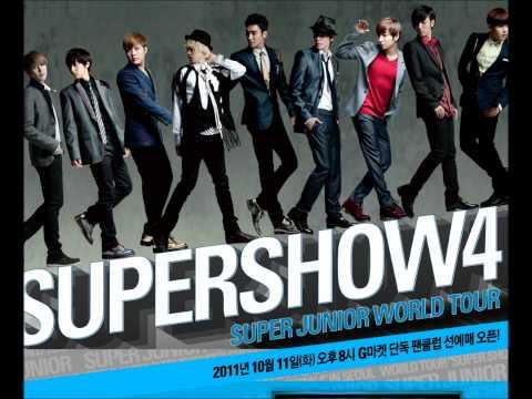 SUPER SHOW 4 OSAKA LOVELY DAY MP3
