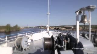 видео Речные круизы на теплоходе из Санкт-Петербурга