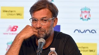 Liverpool vs Man City: Jürgen Klopp's pre-Community Shield press conference