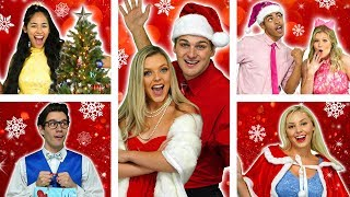 POP MUSIC HIGH SECRET SANTA CHRISTMAS SONG & WINTER DANCE (High School Music Video) Video for Teens
