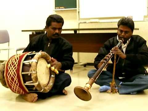 thavil nadhaswaram