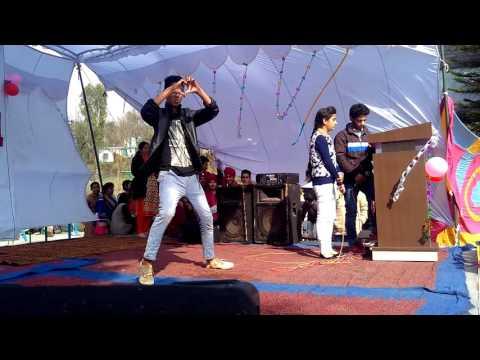 Break dance at international school rajouri