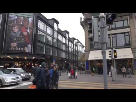A Weekend in Zurich