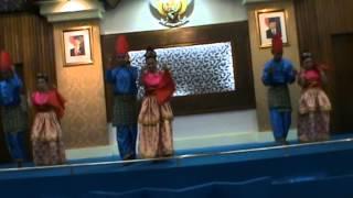Tarian campak khas Bangka Belitung