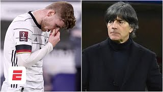 Timo Werner or Joachim Low Who s most at fault for Germany s defeat vs North Macedonia ESPN FC