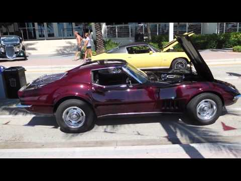 Classic Car Show - Great American Beach Party - May 23, 2015