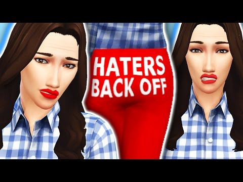 FIRST TIME SINGING!🎤👩🏻 // MIRANDA SINGS HATERS BACK OFF! | THE SIMS 4 – Part 1