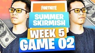 SUMMER SKIRMISH WEEK 5 EU - GAME 2 (Kinstaar Airwaks Hunter)