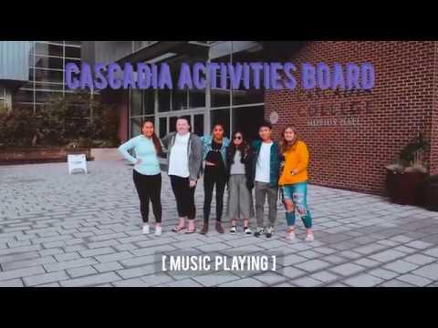 Cascadia College - Student Life (2018 - 2019)