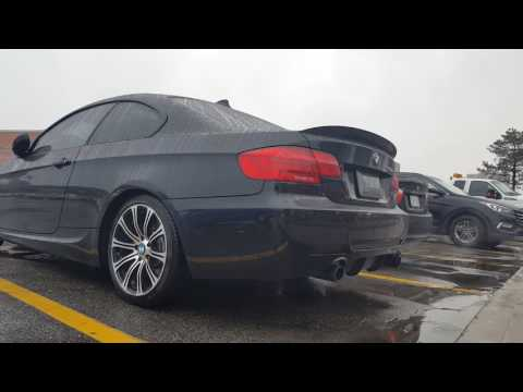 Look At The BMW 3 SERIES SEDAN VS COUPE E90