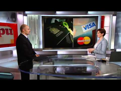 Claudiu Popa discusses identity theft and synthetic ID fraud on CBC News Now