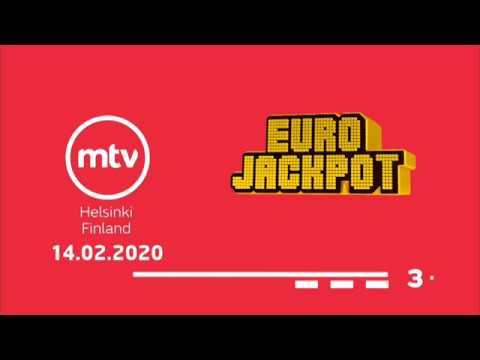 Eurojackpot 14.02 20