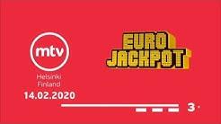 Eurojackpot Trekking 14/02/2020