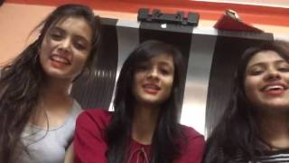 whatsapp viral video||cute girls comedy performance||Awesome video