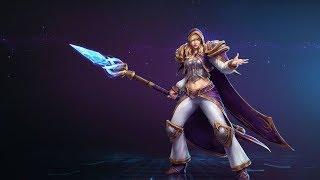 MVP - Jaina - Heroes of the Storm (HotS Gameplay)