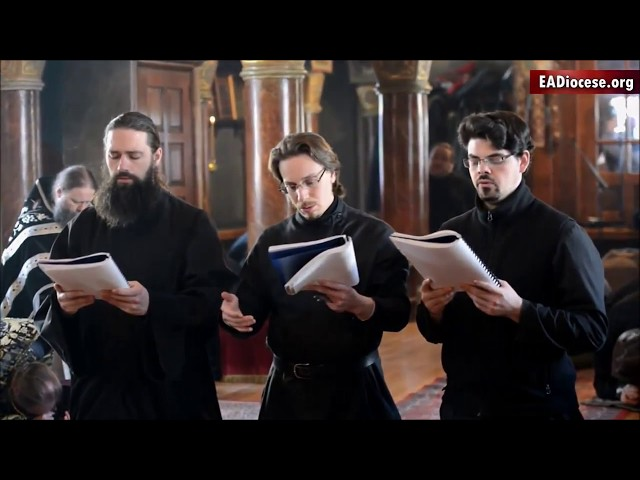 Voices of Heaven 2 - Angelic voices of Russian Orthodoxy