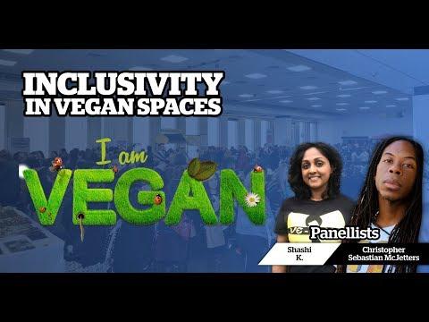 Panel Discussion - Inclusivity in Vegan Spaces