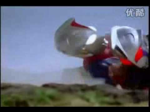 Ultraman Cosmos 40 Part 4