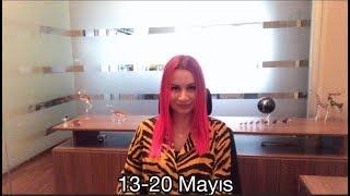 13-20 MAYIS HAFTALIK BURÇ YORUMLARI www.astromeri.com