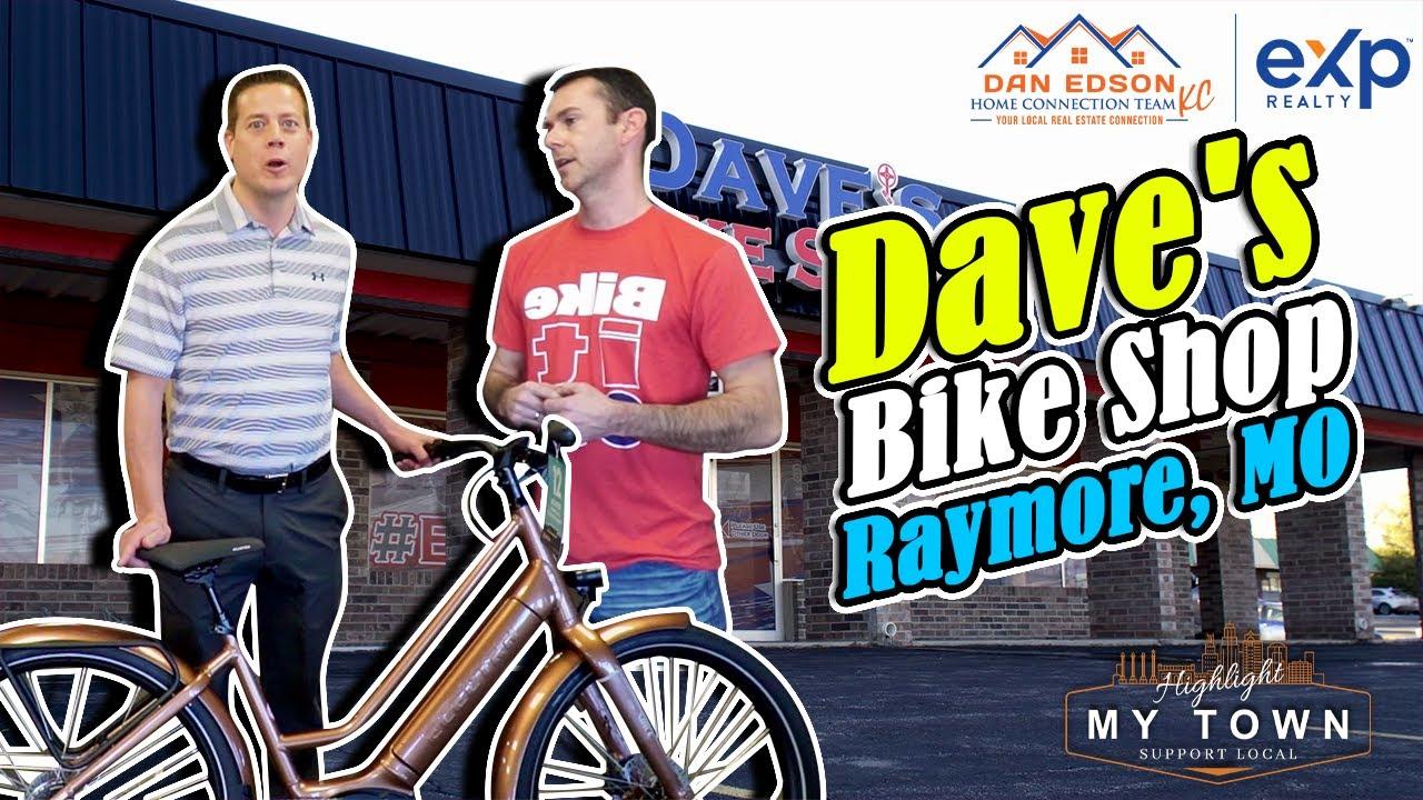 Dave's Bike Shop | Raymore, Missouri | Highlight My Town | Dan Edson