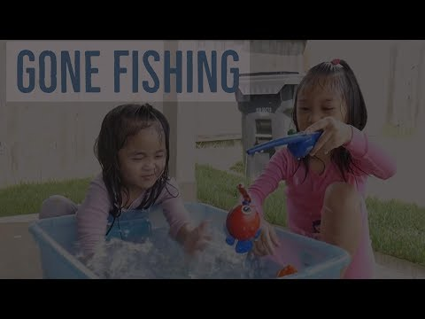 TOLO FISHING TOY SET - FISHING GAME FOR KIDS - Kids Toy Playset - Mandy And Bella Family