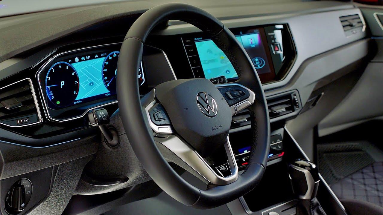 2022 Volkswagen TAIGO - INTERIOR