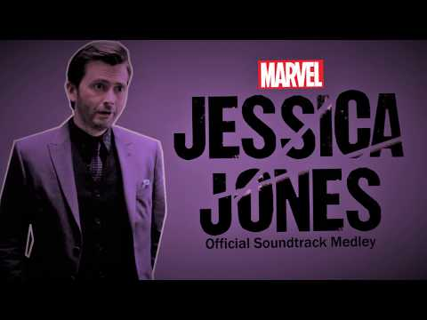 Sean Callery's Jessica Jones OST (Soundtrack Medley)